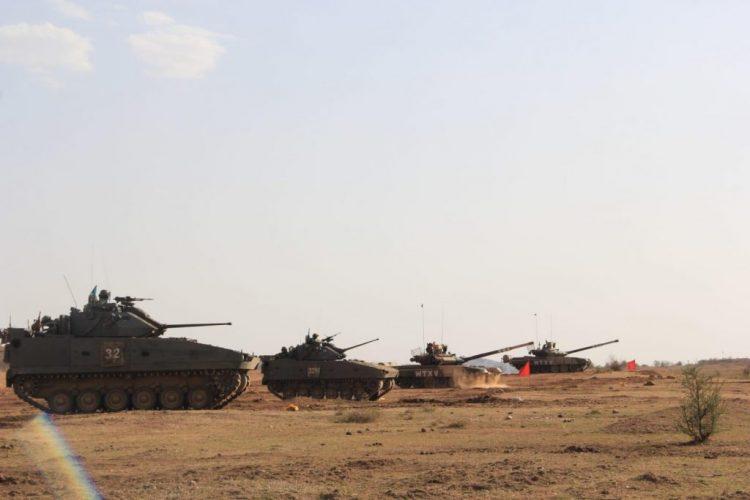 Ketika Singapura Makin Erat dengan India, Gelar Latihan Perang Bold Kurukshetra