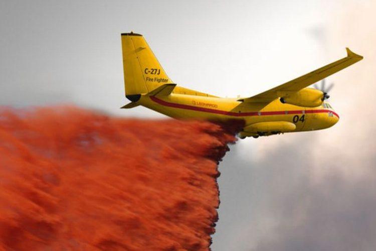 C-27J Fire Fighter