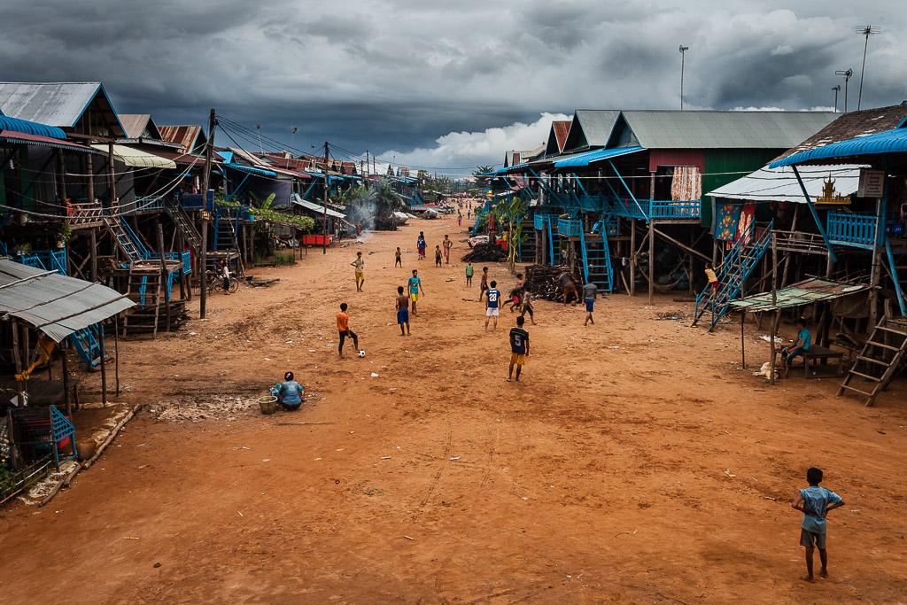 Kompong Phuk village