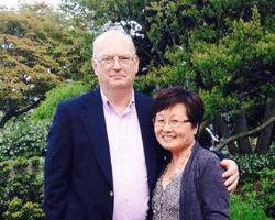 Pastor John and Han Kilough