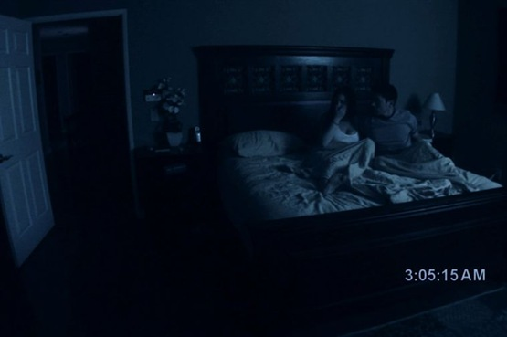 Paranormal activity - 5