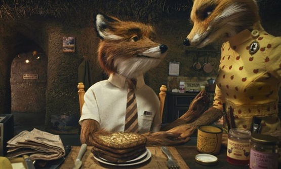 Fantastic Mr. Fox- 2
