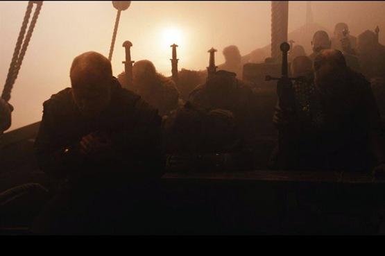 Le Guerrier silencieux, Valhalla rising - 4