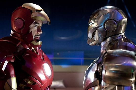 Iron Man 2 - 5