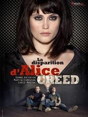 La disparition d'Alice Creed