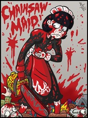 Chainsaw-Maid