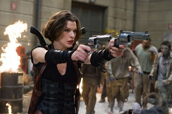 Resident Evil - Afterlife 3D - 3