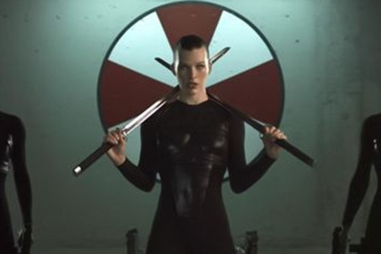 Resident Evil - Afterlife 3D - 4