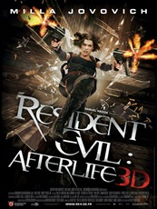 Resident Evil - Afterlife 3D