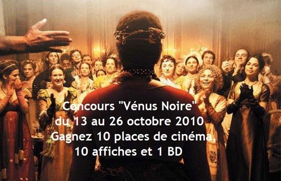 Vénus Noire Concours