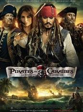 Pirates des Caraïbes, la fontaine de jouvence