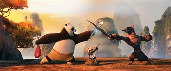 Kung-fu panda 2 - 8
