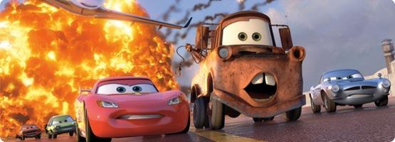 cars 2 - paris cinéma