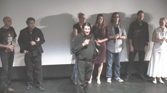 Theatre Bizarre  avt premiere