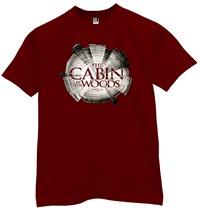 T-shirt la cabane dans les bois