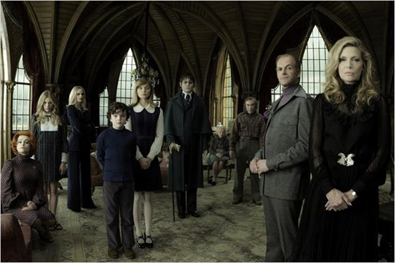 Dark shadows - 2
