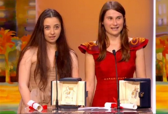 prix int feminin cannes 2012