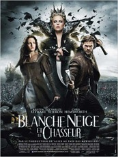 Blanche Neige et le chasseur