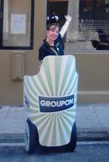 Groupon segway