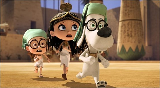 Mr Peabody et Sherman - 4