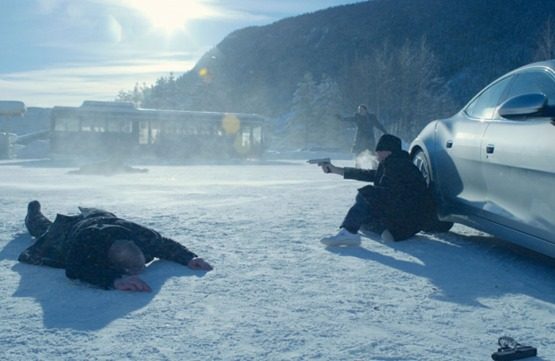 In order of disappearance - 3