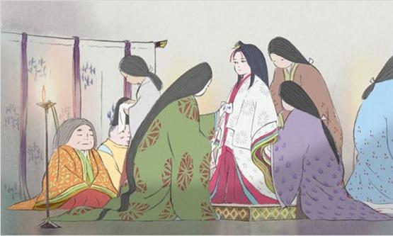 Le conte de la princesse kaguya - 4
