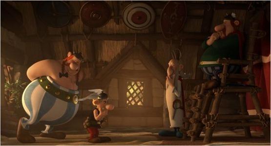 Asterix domaine des dieux - 3