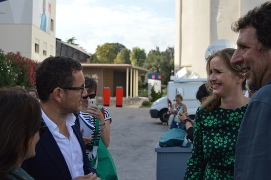 Delpy Boon Venise 2015