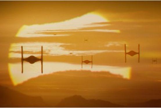 Star Wars le reveil de la force - 7