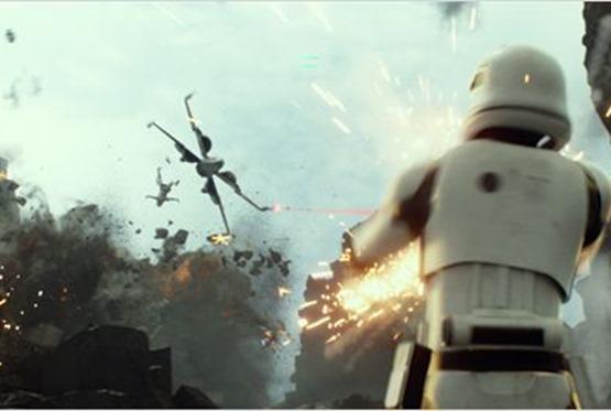 Star Wars le reveil de la force - 8