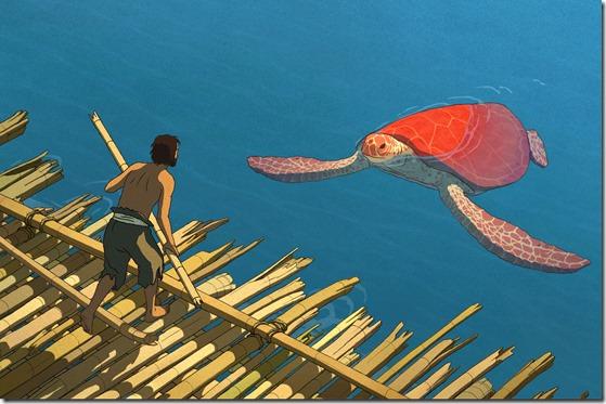 La tortue rouge - 2