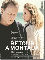 Retour a Montauk