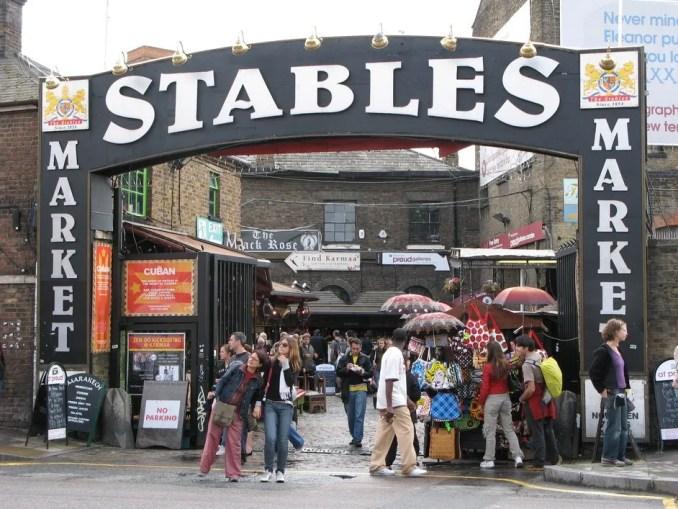 London híres és érdekes piacai 2