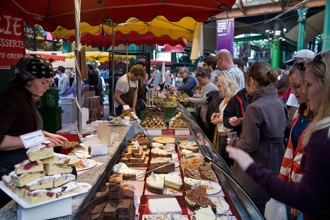 London híres és érdekes piacai