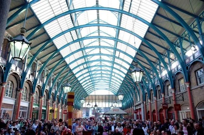 piacok Londonban 2