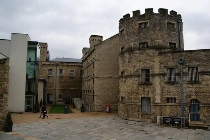 oxford börtönszálloda