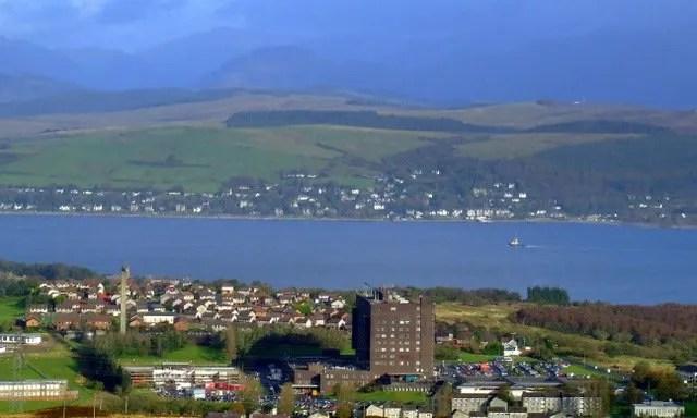 Inverclyde, East Renfrewshire and Renfrewshire