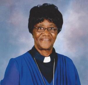 Canon Judith Daniel