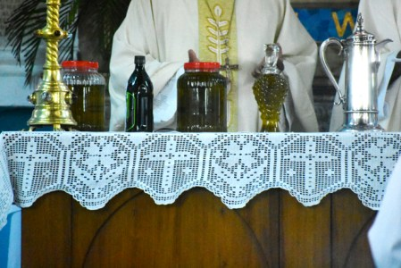 What is Chrism Mass?
