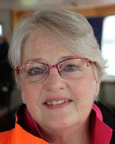 The Rev. Judith Alltree