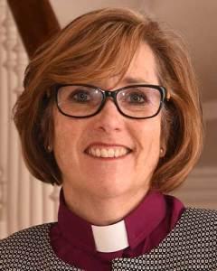 The Most Rev. Anne Germond