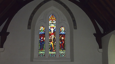 Anglican -Life _Chancel -church -holy -innocents -completed _460x 259