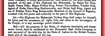 Treaty of Amritsar