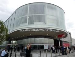 Greenwich Peninsula Station