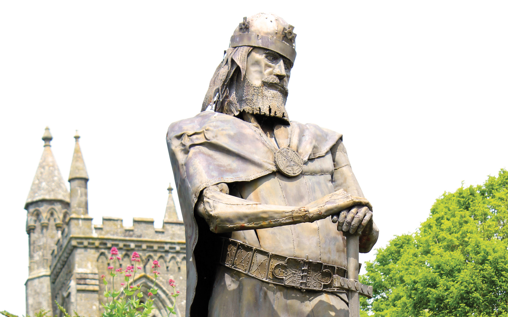 The Monarchs Alfred The Great King Of Wes