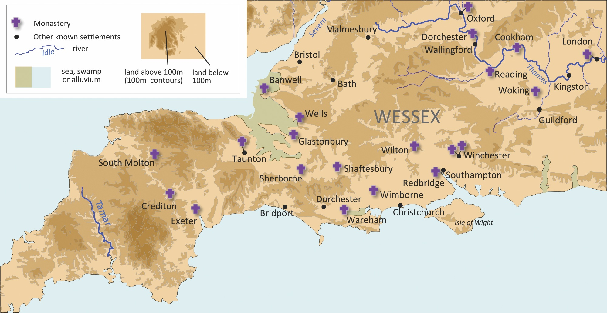 Map Of England King Alfred.The Monarchs Alfred The Great King Of Wessex
