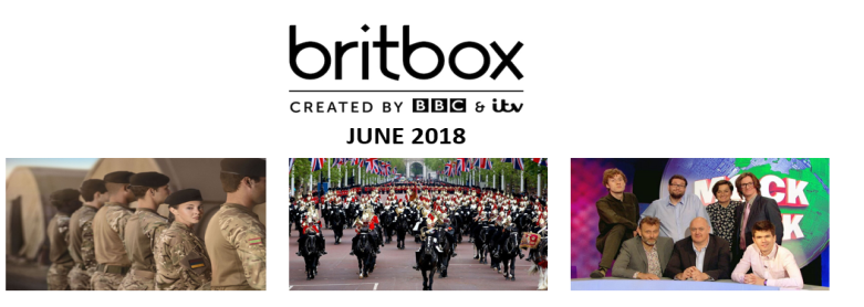 Telly Streaming: What's New on BritBox for June 2018 – Panel