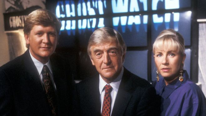 One Anglophile's Take on Ghostwatch, the special that terrified a nation.