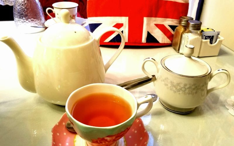 Tina's Traditional English Tea