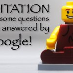Meditation: Because some questions can't be answered by Google